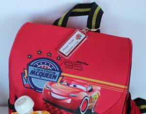Identificadores de mochila