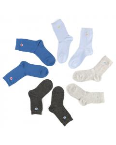 Bolinhas termoaderentes para agrupar meias (Lote 35 Pares)