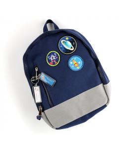 Identificadores para mochilas e estojos