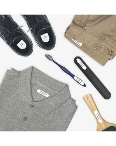Kit para Identificar Roupa, Objetos e Calçado
