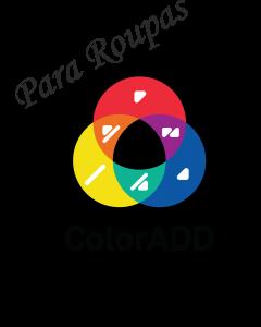 Termoaderentes com Alfabeto das Cores ColorADD®
