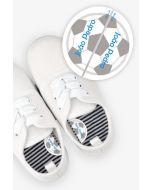 Etiquetas para Calçado Esquerda e Direita - Bola