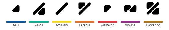Símbolos ColorADD